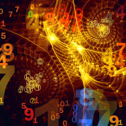 image of numbers in numerology