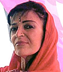 image of psychic radha