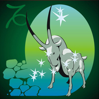image of capricorn the goat