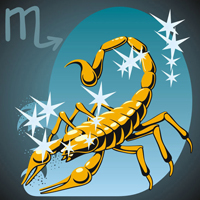 image of scorpio the scorpion