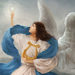 image of archangel gabriel
