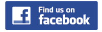 image of find us on facebook logo