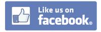 image of like us on facebook logo