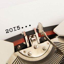 image of typewriter typing 2015