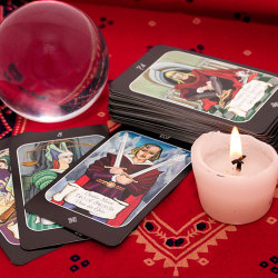 Tarot The Psychic Arts