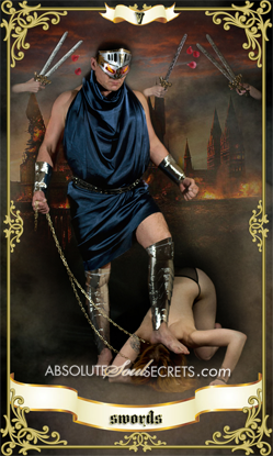 image of roman man overpowering a woman slave