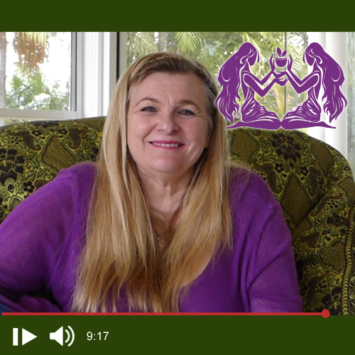 image of Rose Smith from Absolute Soul Secrets with Gemini starsign