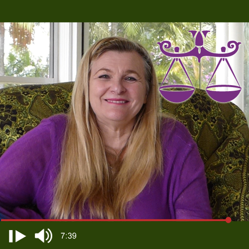 image of Rose Smith from Absolute Soul Secrets with Libra starsign