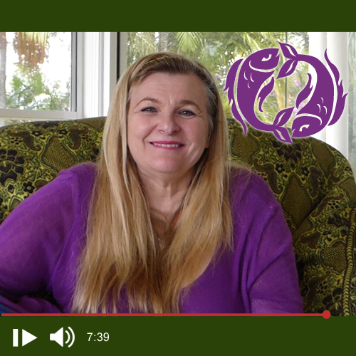 image of Rose Smith from Absolute Soul Secrets with Pisces starsign