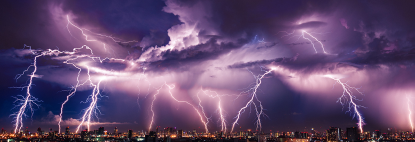 How Lightning Influences us Spiritually