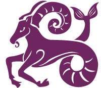 image of the goat representing the capricorn starsign