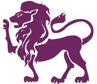 image of a lion representing the leo starsign