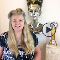 image of psychic rose smith on facebook live 28th january 2017