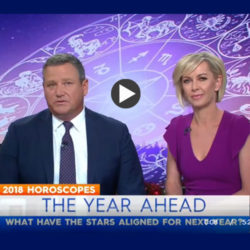 the Today Show hosts on Channel 9 Australia interviewing Rose Smith for 2018
