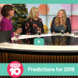 2019 Predictions by Rose Smith on Studio 10