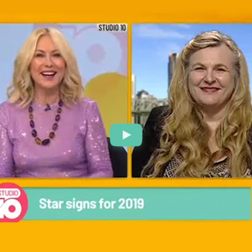 2019 Starsign Overview by Rose Smith at Studio 10