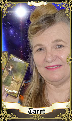Free Tuesday Tarot Psychic Prediction from Rose from 9th April 2019