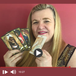 Free Tarot Reading Live Stream predictions by Rose from 23rd April 2019