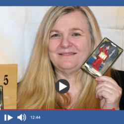 Pick a Card 1 - 5 Free Tarot Readings Live Stream Rose Smith