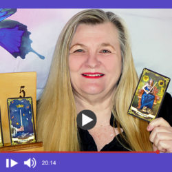 Pick a Card 1 - 5 Free Tarot Readings Live Stream Rose Smith 15th July 2019