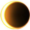 Partial New Moon Solar Eclipse 2021